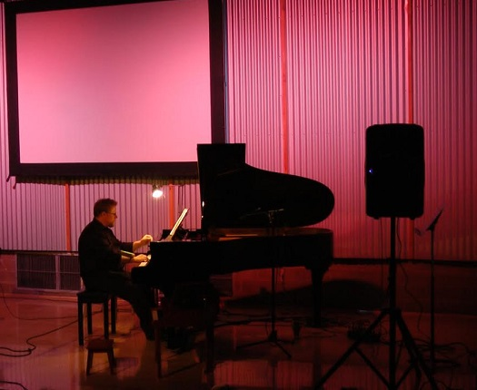 Piano waves crashing piano chords : Sequenza21/ » 'Man on a Wire' in Pasadena